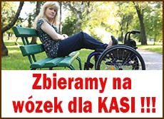 Wózek dla Kasi